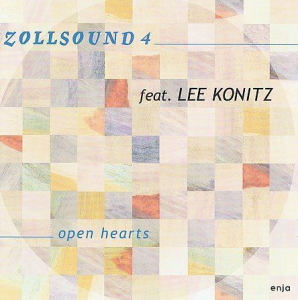 Zollsound feat. Lee Konitz - Open Hearts (2000) Enja Records
