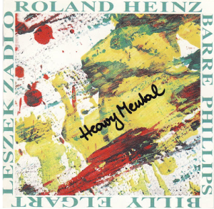 Roland Heinz Quartet – Heavy Mental (1991)