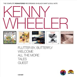 Kenny Wheeler - The Complete Remastered Recordings On Black Saint & Soul Note (2015) Black Saint - Soul Note