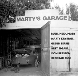 Various Artists – Marty's Garage (1983) K2B2 Records