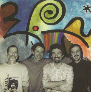 photo of musicians from CD booklet