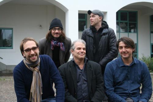 a recent shot of the Goodman-Bordenave Quintet