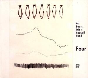 Ab Baars Trio + Roswell Rudd - Four (1998) DATA Records