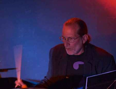 drummer-composer Bill Elgart (photo from allmusic.com)