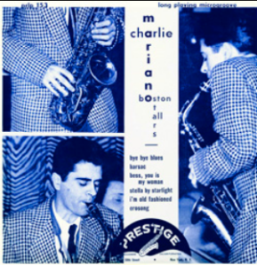 Charlie Mariano - Boston All Stars (1953) Prestige