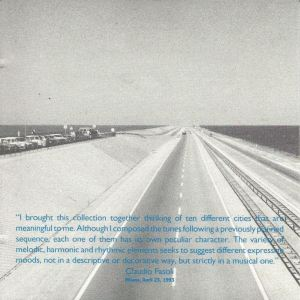 Claudio Fasoli - Mick Goodrick - Paolino Dalla Porta - Bill Elgart  – Cities (1993) RAM Records back