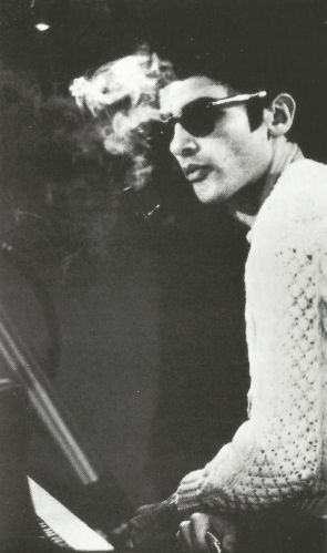 Paul Bley from Paul Bley with Gary Peacock (1970) CD booklet