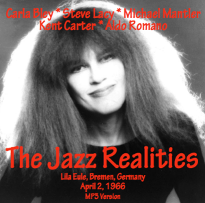 The Jazz Realities – Lila Eule, Bremen, Germany 1966 [Unreleased]