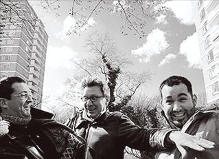 the van Veenendaal - Kneer - Sun trio