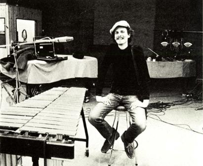 Tom van der Geld (photo by Signe Mähler from Path LP back cover)