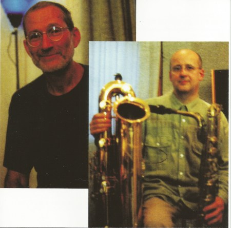 Bill Elgart and Thomas Zöller from Zollsound 2 feat. Bill Elgart's Das Gleichgewicht (1999) CD booklet