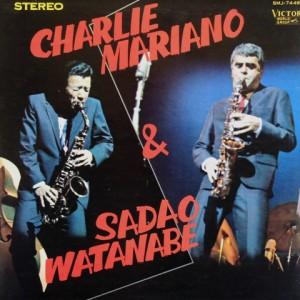 Charlie Mariano and Sadao Watanabe - Charlie Mariano and Sadao Watanabe (1967) Victor