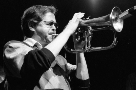 Kenny Wheeler in 1992 (photo by Krajazz)