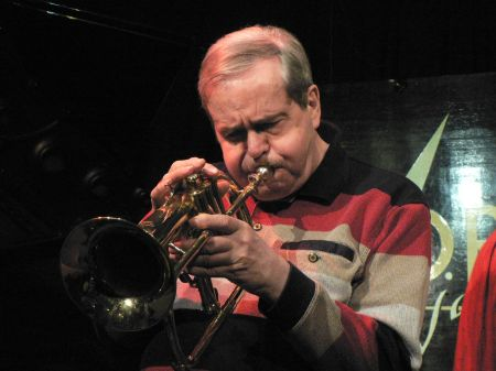 Kenny Wheeler (photo by Andy Newcombe)