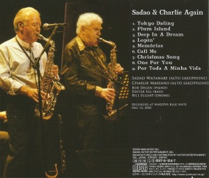 Sadao Watanabe – Sadao & Charlie Again (2006) Victor back