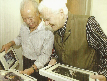 Sadao Watanabe and Charlie Mariano around 2005 (from CD booklet)