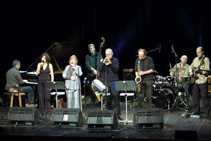 International Skoda All Star Band in 2004