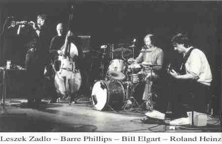 Roland Heinz Quartet from Heavy Mental (1991) CD booklet