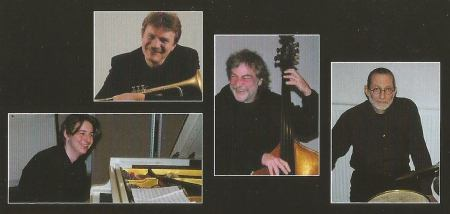 Hans-Peter Salentin – Michael Wollny – Stephan Schmolck – Bill Elgart – Beyond Our Thoughts (2009) YVP Music CD booklet crop