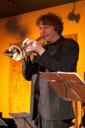 Hans-Peter Salentin in concert in 2013 (photo by Przemyslaw Jahr)