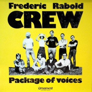 Frederic Rabold Crew - Package Of Voices (1976) Ornament