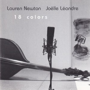 Lauren Newton & Joelle Leandre - 18 Colors (1997) Leo Records