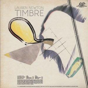 Lauren Newton - Timbre (1982) hat MUSICS