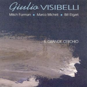Giulio Visibelli - Il grande cerchio (1992) CD Splasch Records cover